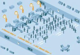 Security Lines Get Short on Cincinnati Airport as Travelers' Phones are Tracked
