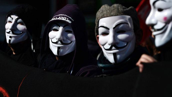 Anonymous Hacks Israeli Arms Importer Site, Leaks Massive Client Login Data