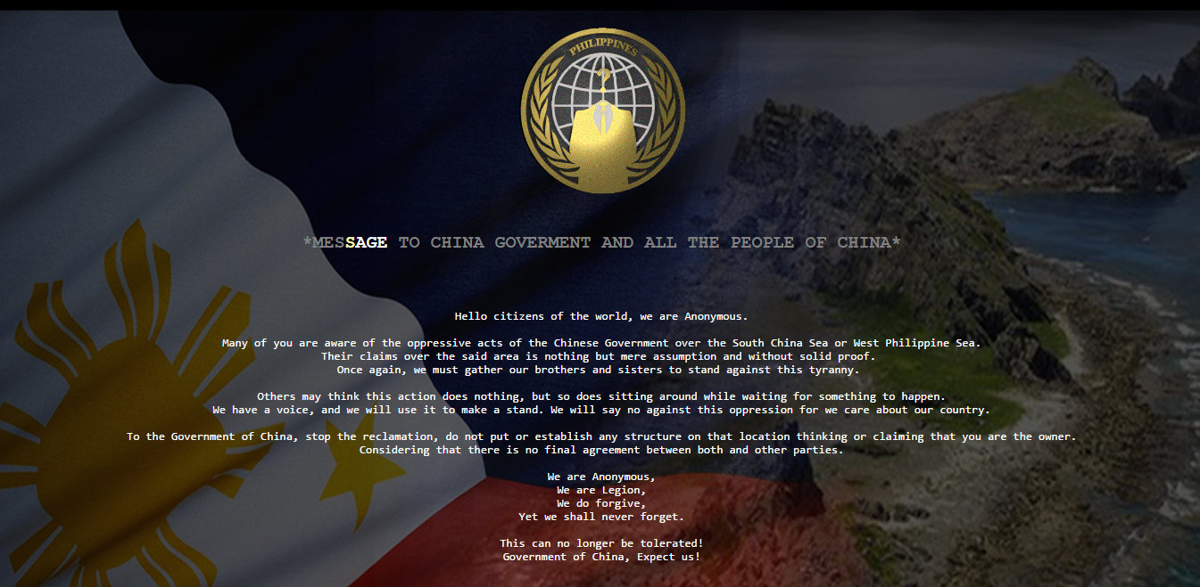 anonymous-philippines-hacks-chinese-govt-websites-amid-territorial-disputes