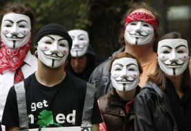 Anonymous Shuts Down Montreal Police Site Against Brutality on Student Demo
