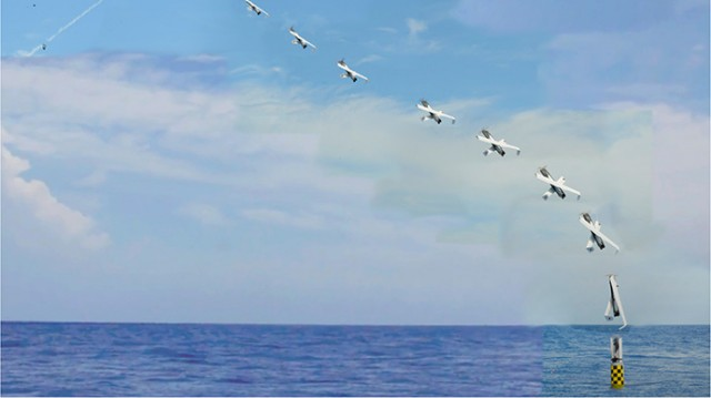 DARPA Testing Submarine Drone That Survives Under Ocean for Years