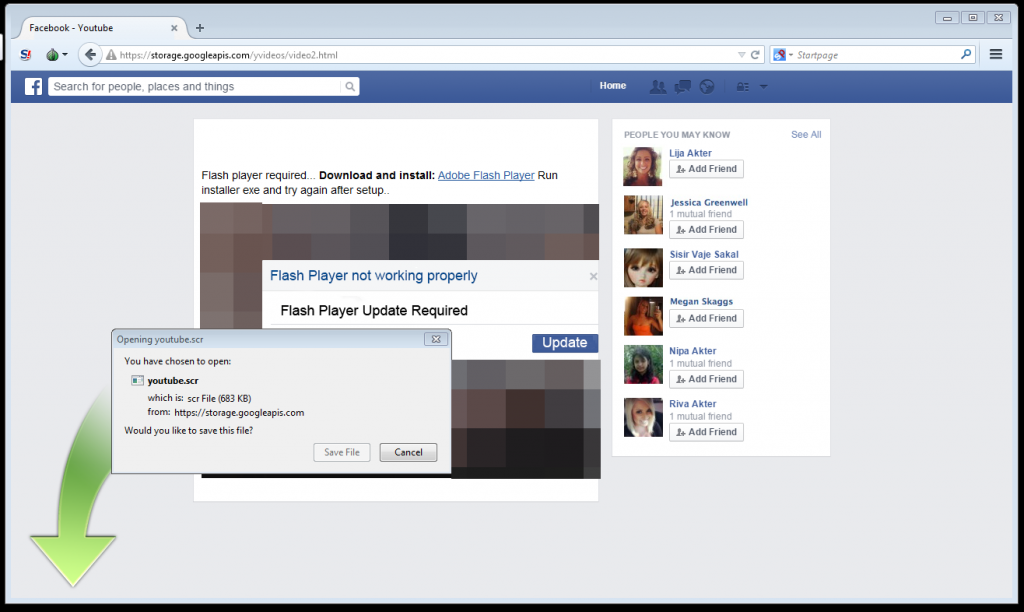 facebook-users-hit-with-hot-video-scam-delivering-trojan-2
