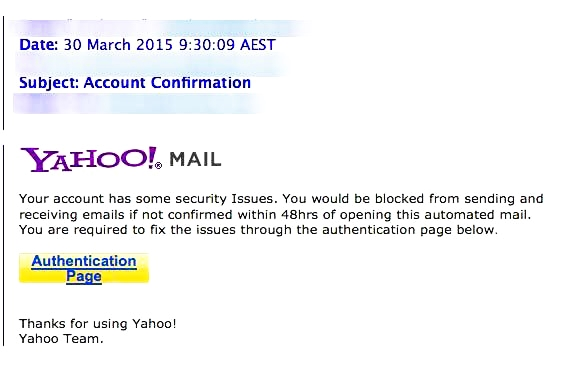 hackers-target-users-with-yahoo-account-confirmation-phishing-email