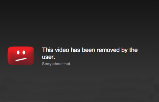 How You CAN Delete Almost any video on YouTube