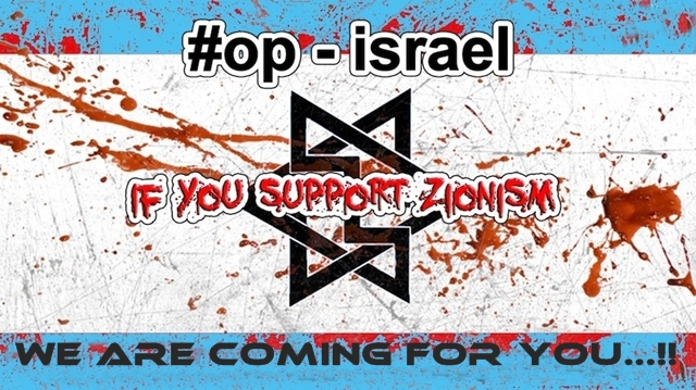 OpIsrael: AnonGhost Leaks Hundreds of Israeli Facebook Account Credentials