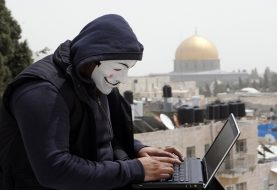 OpIsrael: Hackers leak 820 Israeli login data, deface 100+ websites