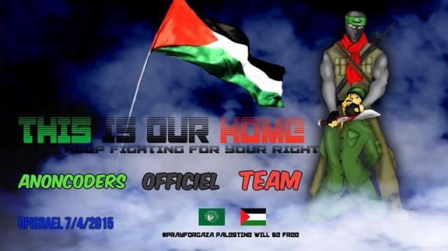 opisrael-hackers-leak-820-israeli-emails-deface-100-websites