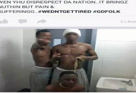 Prison Guards Quit Job After Beaten Inmate Photo Went Viral on Facebook