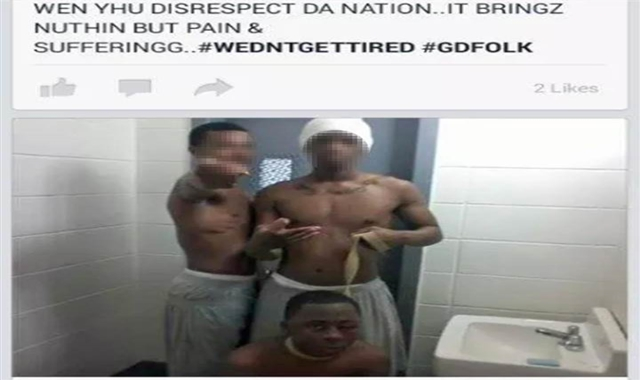 prison guards quit job after beaten inmate photo went