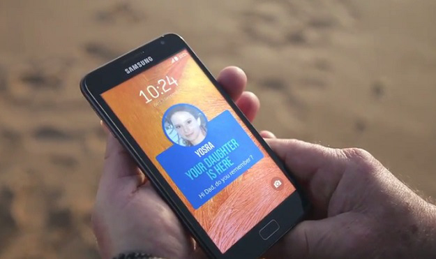 New Samsung App Assists Alzheimer's Patients Remember Their Loved Ones
