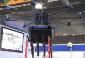 """""""Riot Control"""" Drone Will Shoot Pepper Spray Bullets At Protesters"""