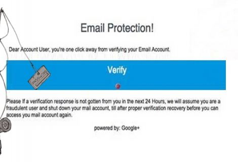'Verify Your Email Account', The Latest Phishing Scam to Emerge Online