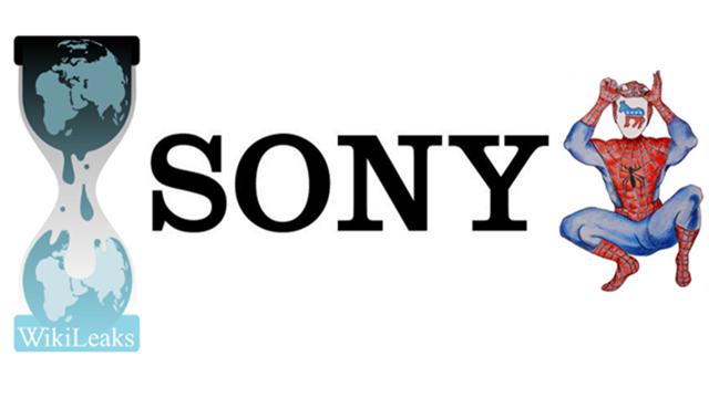 WikiLeaks logo for Sony leaked emails database.