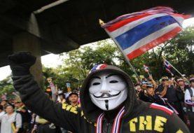 Anonymous Breaches Thailand Senate Website against Human Trafficking