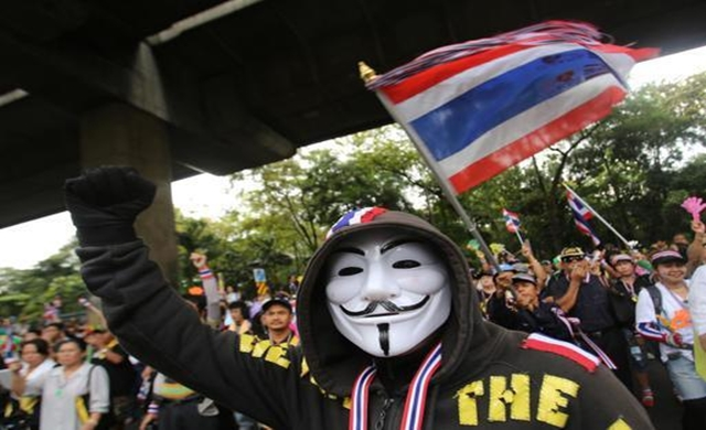Anonymous Breaches Thailand Senate Website against Human Trafficking