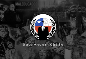 Anonymous Hacks Chile Govt in support of student protests, against police brutality