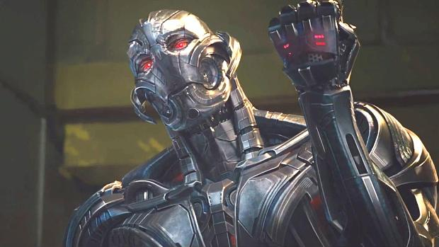 Robot from Avengers: Age of Ultron