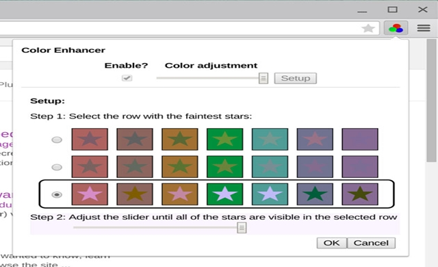 Now Color-Blind people can View Web– Thanks to New Chrome Extension