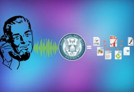 Snowden documents show how NSA converts Audio calls into searchable data