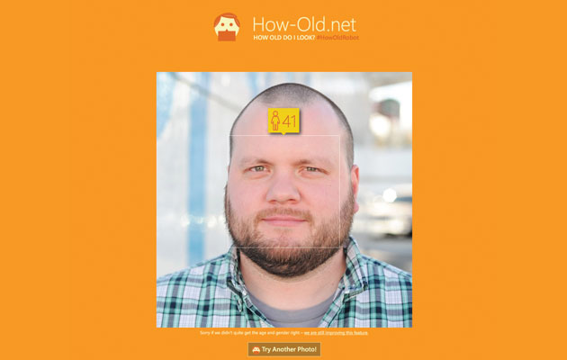 Microsoft facial recognition tool claims it can guess your age, but does it?