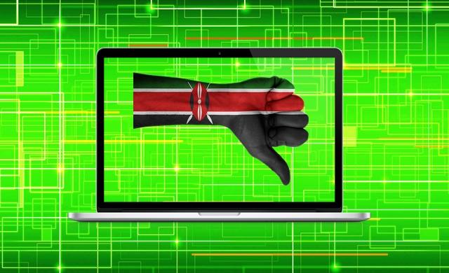 President of Kenya Website Hacked by Indonesian hackers