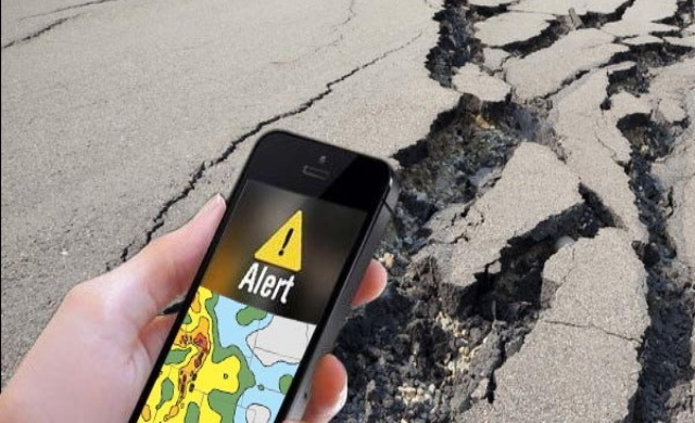 This Smartphone app can be a potential life saver during earthquake
