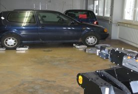 Humans not required: These robots can autonomously park or steal your car