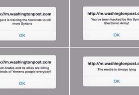 Syrian Electronic Army Hacks Washington Post Mobile Site