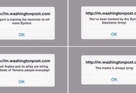 Syrian Electronic Army Hacks Washington Post Mobile Site