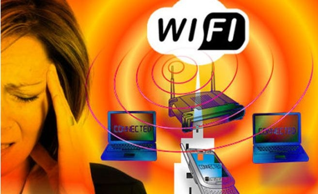 Does Wi-Fi Makes People Sick? Probably Yes!