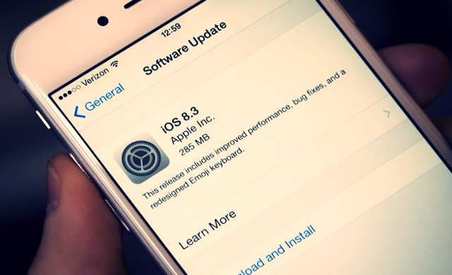 Security Bug Makes Millions Of iOS 8.3 iCloud Passwords Vulnerable