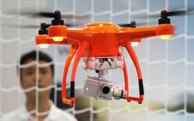 China Using Surveillance Drones to Prevent Cheating in College Exam