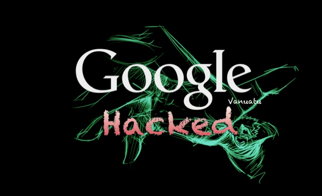 Google Vanuatu Domain Hacked, Left with Anti-Morocco Messages