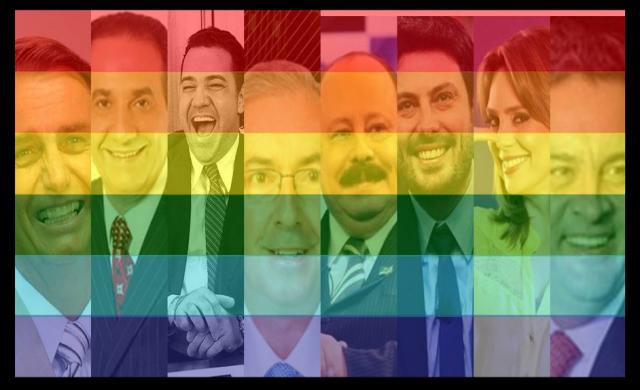 Hackers Target Gospel News Portal, Leave LGBT Flag Behind