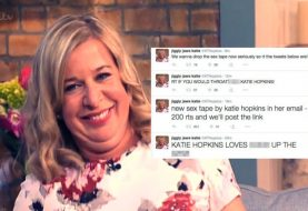 Katie Hopkins Twitter Account Hacked, Threatens To Leak Sex Tape
