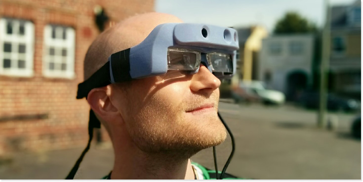 These Wearable Glasses...