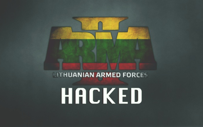 Lithuanian Armed Forces Website Hacked, Defaced with False Information