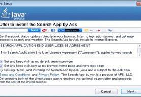 Microsoft Declares Ask toolbar as Dangerous Malware