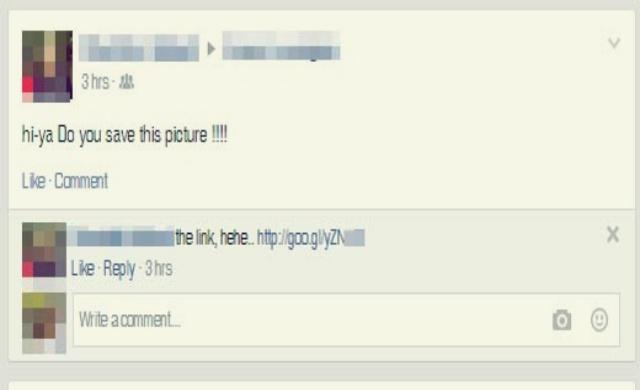 New Facebook Phishing Scam Posts Links on Friends Timeline