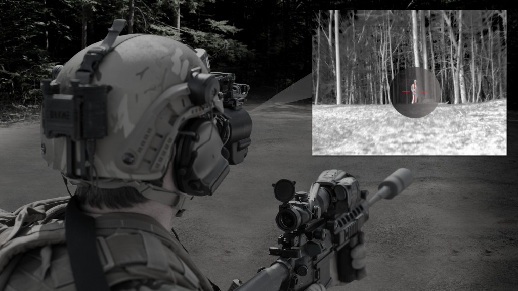 New Headsets will Merge Night Vision and Thermal Imaging Features