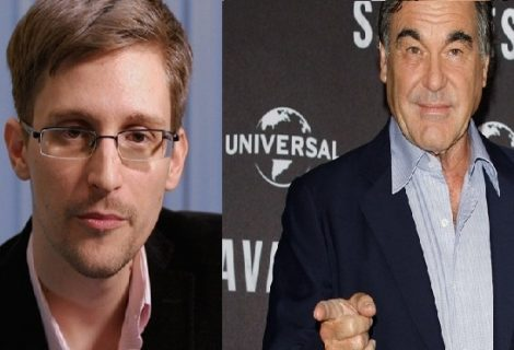Scarface Writer Oliver Stone to Make Film on Snowden's Whistleblowing