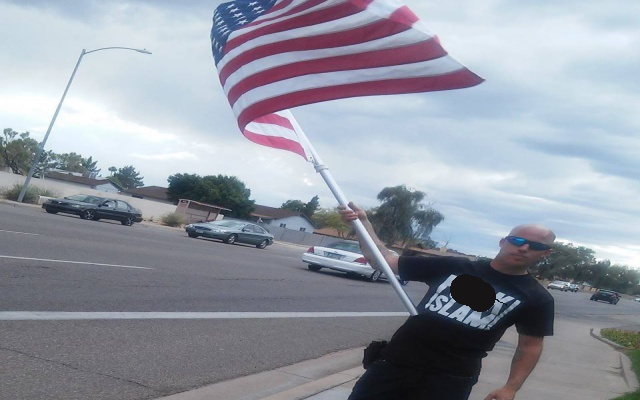 "Organizer of ""Freedom of Speech Rally"" in Arizona Has Been Hacked"