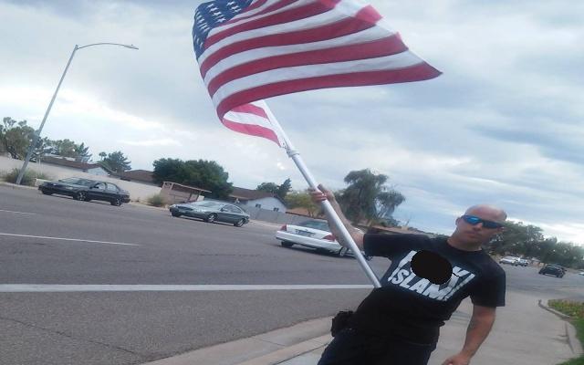 "Organizer of ""Freedom of Speech Rally"" in Arizona Has Been Hacked"