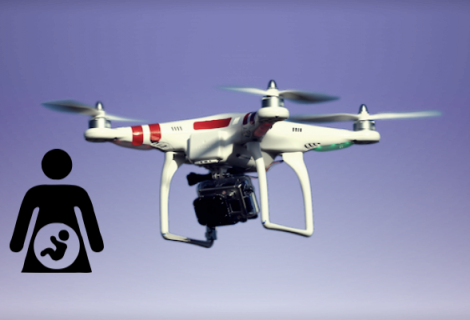 Using Drone for Abortion: Here Comes The Abortion Drone