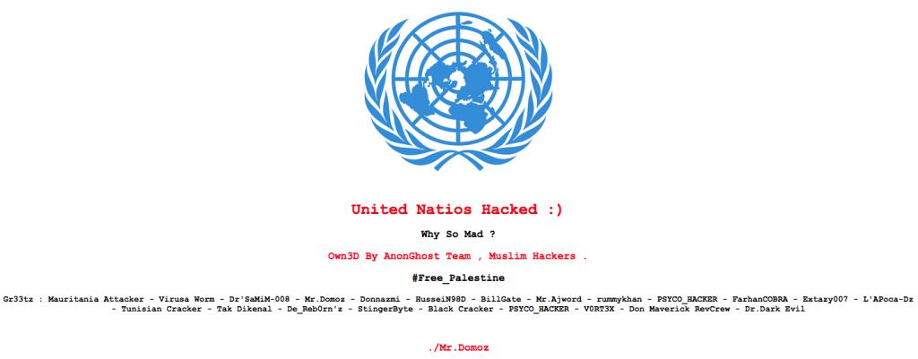 pro-palestinian-group-hacks-united-nations-jordan-website