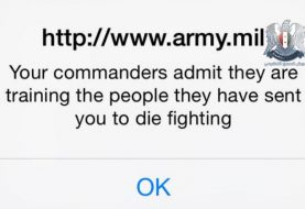 Syrian Electronic Army Hacks Official US Army Website