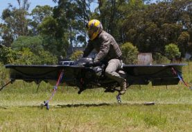 U.S Army to be Equipped with Hoverbikes