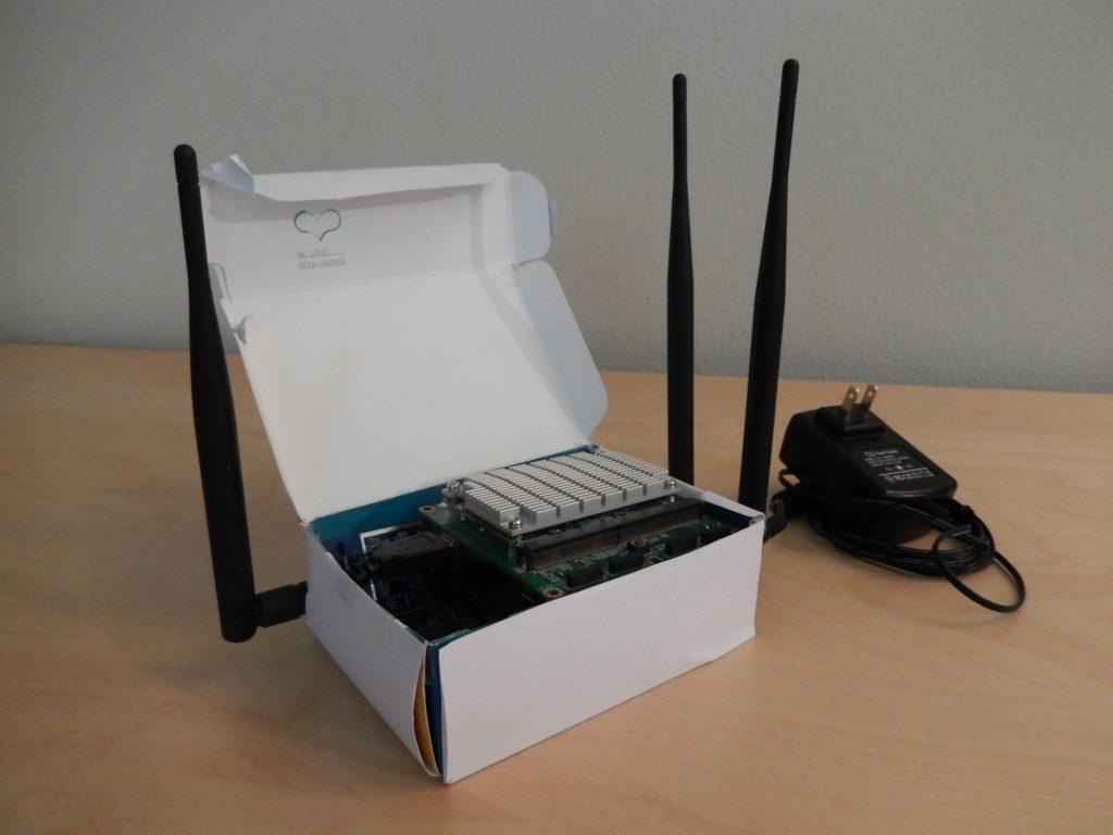 ProxyHam hardware proxy device