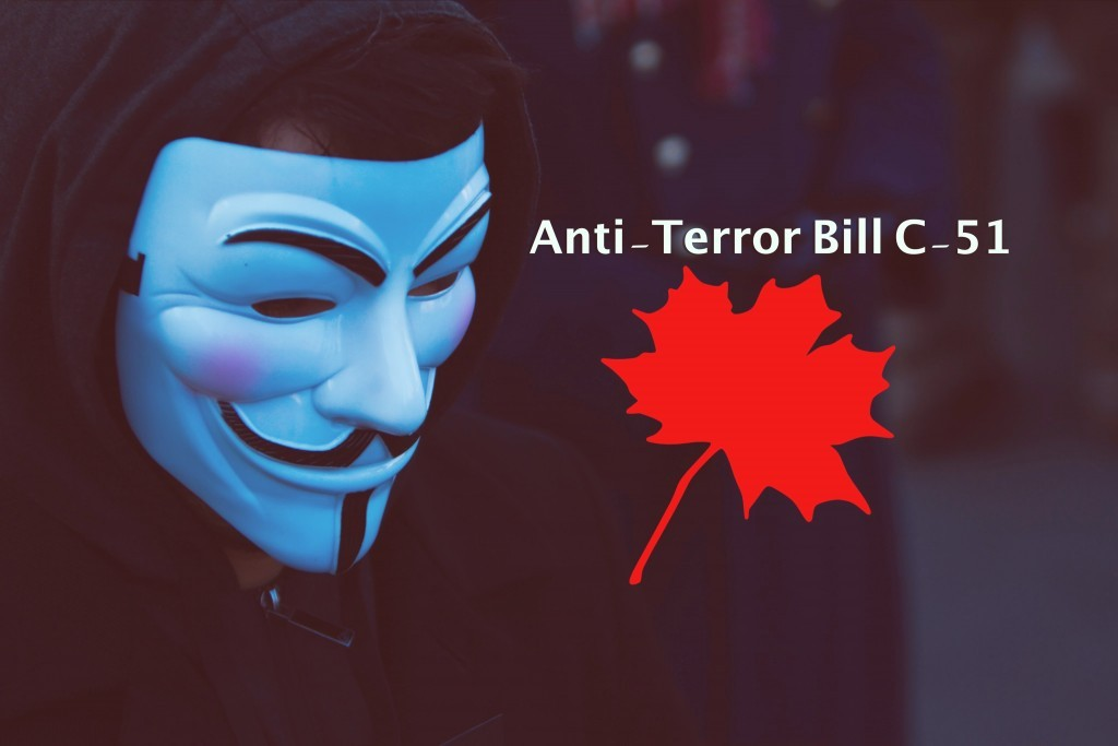 Anonymous Shuts Down Canada Spy Agency Website