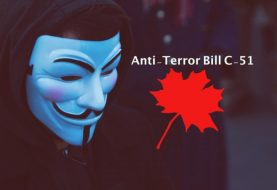 Anonymous Shuts Down Canada Spy Agency Website